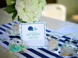baby boy baby shower ahoy it s a boy nautical baby shower is sweet as a