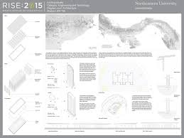 Northeastern Campus Map Student Research At Rise Expo Of Architecture