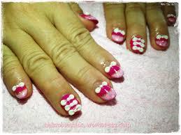 ribbon love nails nails obsession