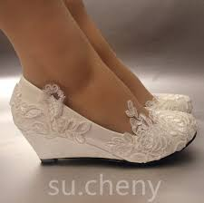 wedding shoes high best 25 bridal wedges ideas on wedding shoes lace