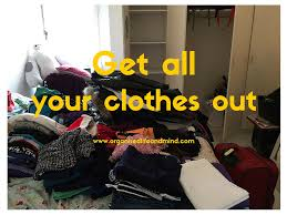 Cleaning Out Your Wardrobe Spring Cleaning Clear Your Wardrobe Organised Life And Mind