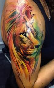 tattoo designs on the arm the 25 best lion head tattoos ideas on pinterest lion head
