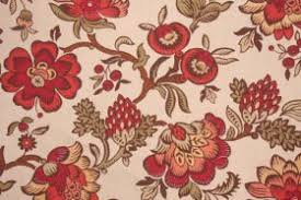 Clearance Drapery Fabric The Fabric Cellar Clearance Richloom Kaley Printed Cotton