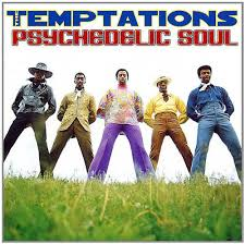 the temptations psychedelic soul 2 cd