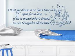 online get cheap pooh quotes wall decals aliexpress com alibaba