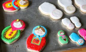munchkin munchies 3d babushka nesting doll cookies
