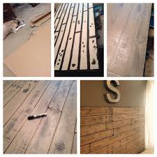 20 Diy Faux Barn Wood Finishes For Any Type Of Wood Shelterness by Best 25 Faux Wood Paint Ideas On Pinterest Wood Door Paint