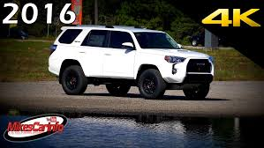 suv toyota 4runner 2016 toyota 4runner trd pro ultimate in depth look in 4k youtube
