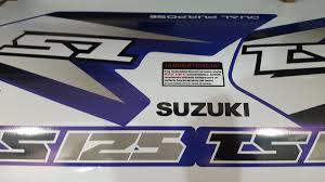 100 suzuki ts 125 suzuki ts125 1979 n e08 e13 e14 e24 e30