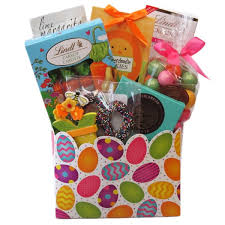 canada gift baskets easter gift baskets canada shop thesweetbasket today the