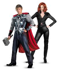 Halloween Costume Black Widow 27 Couple Halloween Costumes U0026 Partner Livinghours