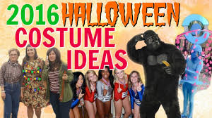 diy halloween costume 2017 diy halloween costumes ideas from 2016 pop culture u0026 trends youtube