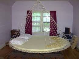 swing bed cool bedroom ideas pinterest