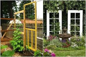Trellis Garden Ideas 17 Best Upcycled Trellis Ideas For Garden Cool Trellis Designs