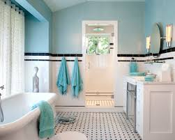 blue and black bathroom ideas bathroom blue black and white bathroom ideas looks contrast at