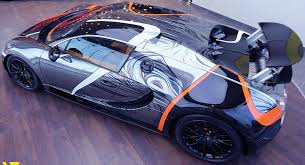 bugatti veyron super sport absurdly wrapped bugatti veyron super sport for sale in saudi arabia