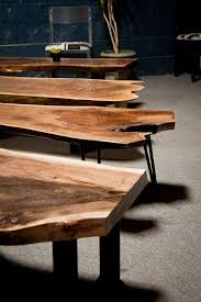 Rustic Walnut Coffee Table Your Custom Live Edge Black Walnut Coffee Table By Elpisworks