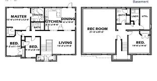 split entry house plans split entry bungalow house plans house design plans