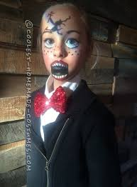 Killer Doll Halloween Costume 25 Ventriloquist Costume Ideas Dummy Doll