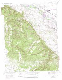 Denver Colorado On Map by Colorado National Monument Topographic Map Co Usgs Topo Quad