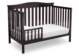 Convertible Cribs With Toddler Rail by Independence 4 In 1 Convertible Crib Delta Children U0027s Products