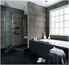 bathroom black and white bathroom interior design with arched