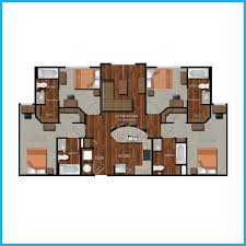 four bedroom floor plans station four bedroom apartments northpoint crossing