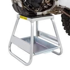 win a motocross bike aluminum dirt bike stand 1 500 lb capacity discount ramps
