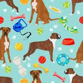 boxer dog xmas boxer dog fabric fabric wallpaper u0026 gift wrap spoonflower