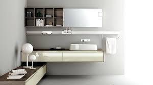Contemporary Bathroom Vanity Floating Mirror Shelf Uk Floating Mirror Wall Shelves Floating