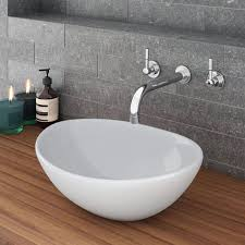 wide basin bathroom sink sink wide bathroom sink two faucets vanity extra sinks with 95