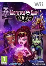 monster 13 wishes nintendo wii amazon uk pc u0026 video games