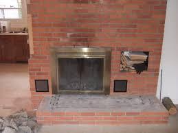 beautiful brick fireplace makeovers brick fireplace makeovers