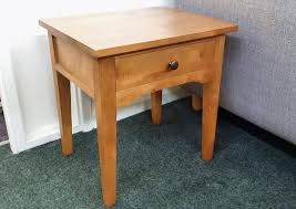 Yew Side Table Yew Lamp Tables Second Hand Household Furniture Buy And Sell In