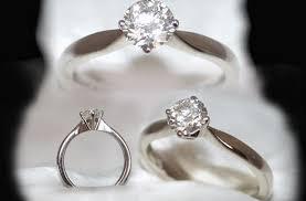 model cincin berlian mata satu 7 cincin nikah berdasarkan sifat perempuan forzant
