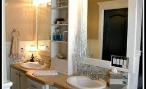 bathroom mirror ideas diy how to frame a bathroom mirror with mosaic tile hometalk