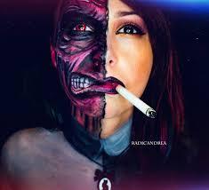 ad horror makeup transformations 20