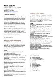 teaching resume template resume templates teachers all about letter exles