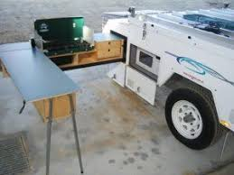 Stainless Steel Caravan Slide Out Kitchen 2 Drawers Sink Bench Faq Camper Trailer Kitchens Drifta Camping U0026 4wd