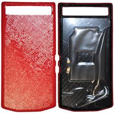 blackberry porsche design p9982 porsche design leather battery door cover for blackberry porsche