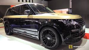 galaxy range rover 2015 range rover autobiography customized by mansory exterior