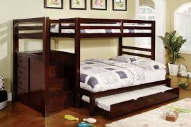 Twin And Full Bunk Beds by Twin Full Bunk Bed W Trundle Orange County Furniture Warehouse