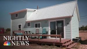 Tiny Homes For Sale In Texas by For This Texas Town Tiny Houses May Signal A Return To Relevance
