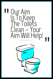 keep the bathroom clean toilet toilet posters