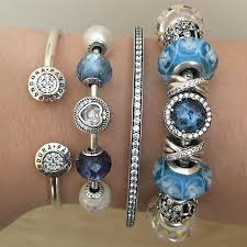 bracelet charms pandora jewelry images What a lovely wrist stack create your own at www jpg