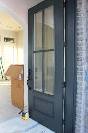 articles with painting a front door to look like wood tag