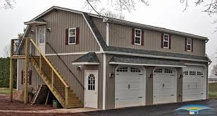 detached three car garage trailer google search garage shop