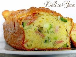 cuisine delice cuisine du soir rapide fresh cake cour te jambon cru graines de