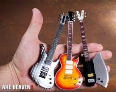 mini guitar keychains mini guitar ornaments and replica mini