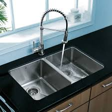 Waterfall Kitchen Sink by Contemporary Faucets And Sinks Silver Glide Waterfall Stainless